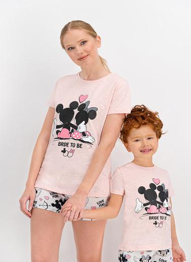 Mickey Mouse 2 li Takım Somon